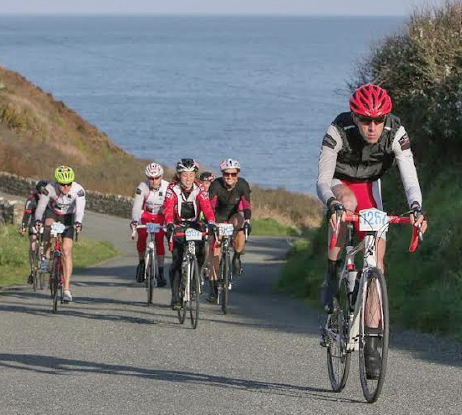 Tour of Pembrokeshire: 1,500 cyclists took part in the 2016 event