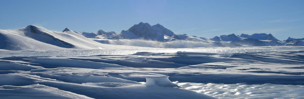 Climate change: Affecting ice formation in Antarctica