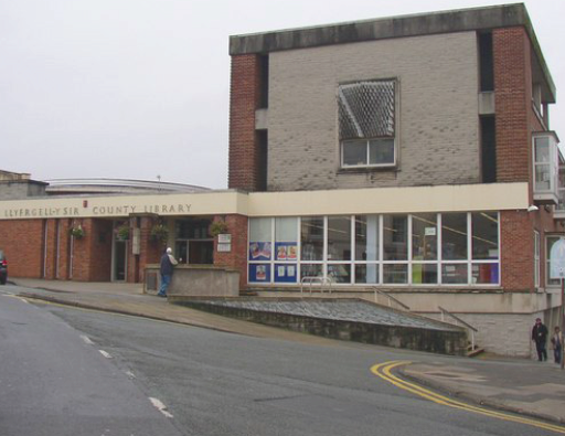 Costing the most: The old county library
