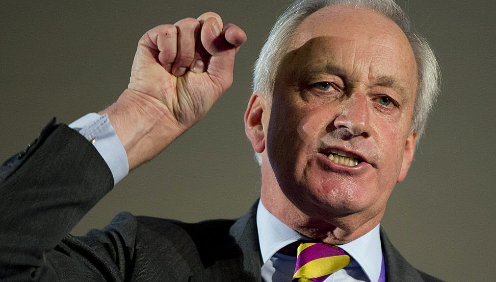 'Bright future' ahead: Neil Hamilton gives his views on the Brexit