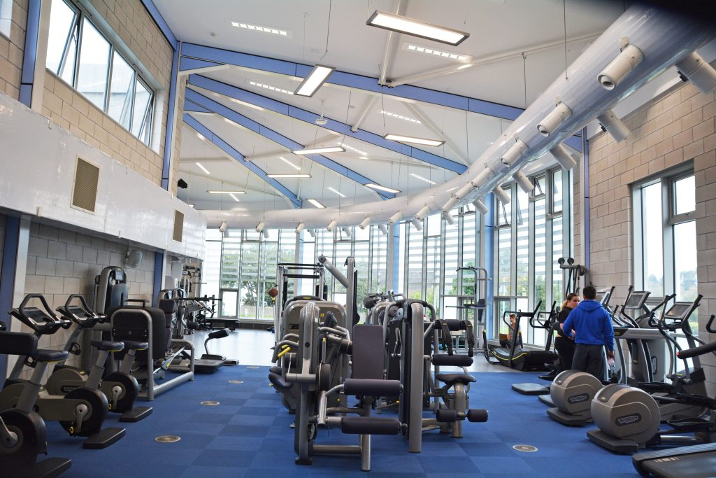 The new state-of-the-art fitness suite.