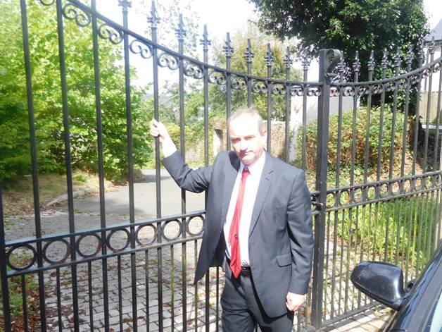 Cllr Tom Tudor: Leads call for action over unused car parks
