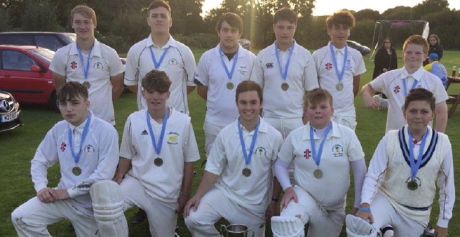 Semi Final One: Kilgetty Cougars 108 all out beat Haverfordwest Blue Lightning 79 - 9 by 29 runs
