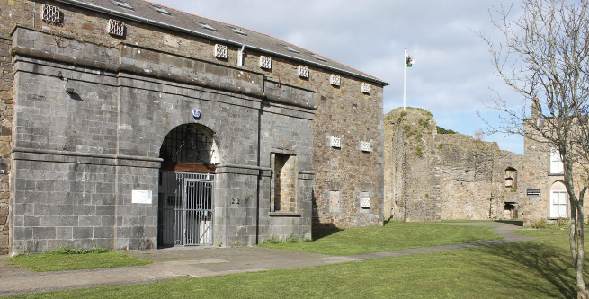 The old jail: Heritage Centre revamp