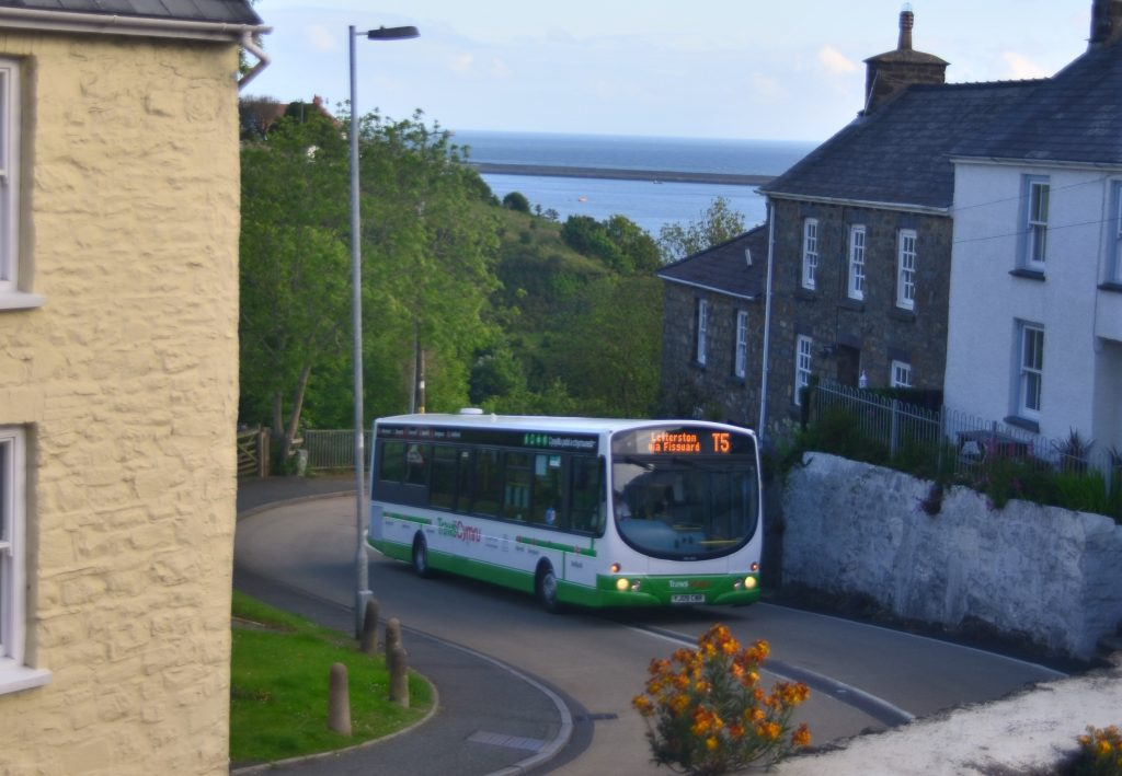 Pembrokeshire's bus service: Have your say in a new survey