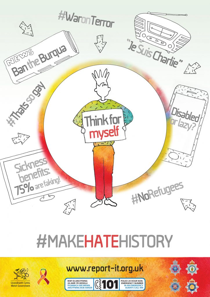 make-hate-historythink-a4-myselfenglish-generic-art