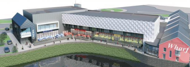 The new facilities: What the new complex could look like