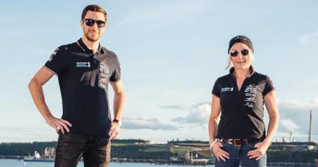 Sam and Daisy Coleman: Power boating duo secure sponsorship
