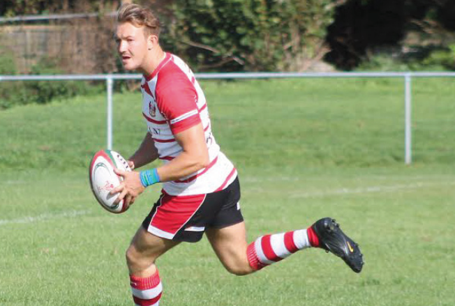 Jimmy Thomas: Scored a first half try for the Mariners